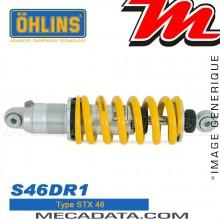 Amortisseur Ohlins ~ SUZUKI SV 650 S (2003-2009) ~ SU 323 (S46DR1)