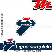 Ligne complète Termignoni ~ HONDA PCX 125 2014-2016 ~ (H12409400IIC)