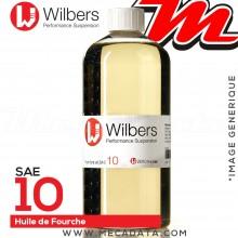 Huile de Fourche Wilbers SAE 10