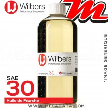 Huile de Fourche Wilbers SAE 30