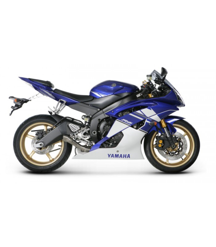 echappement akrapovic yamaha yzf r6 06 07 smy6so6t. Black Bedroom Furniture Sets. Home Design Ideas