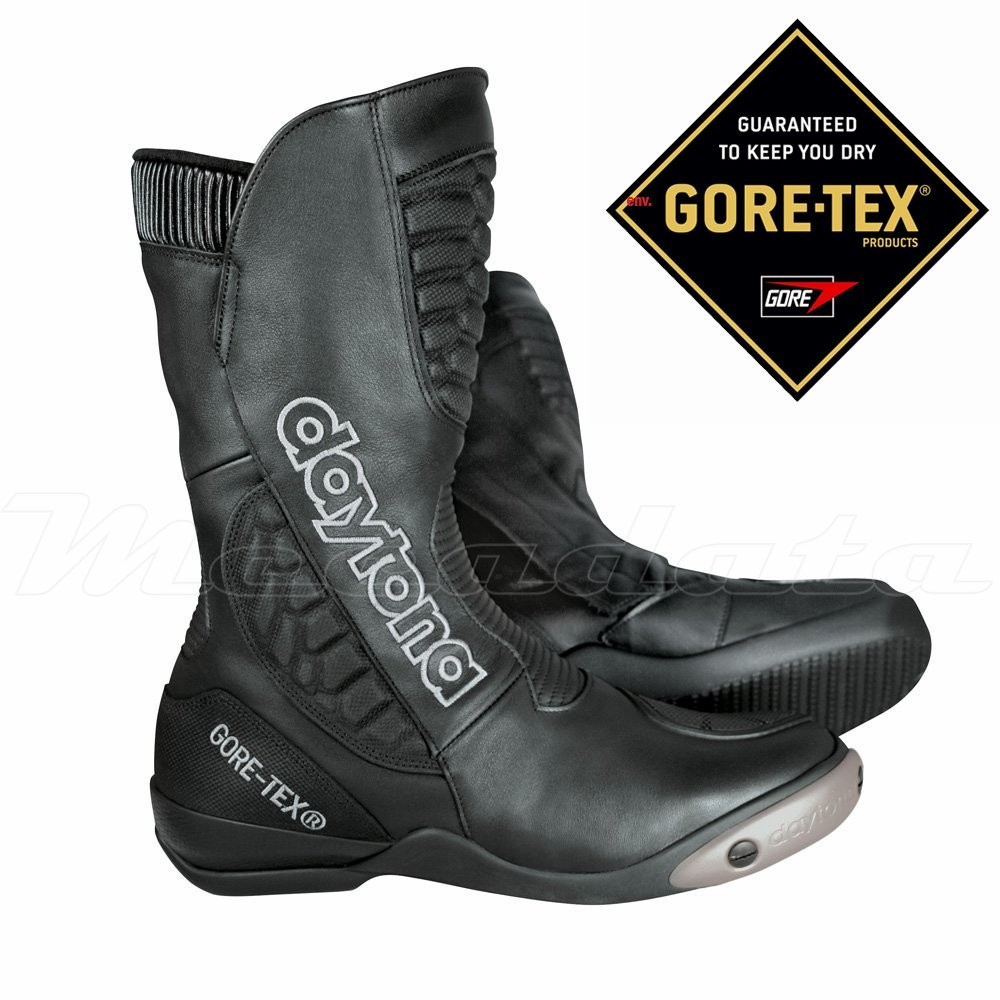 bottes moto sport gore tex daytona strive gtx. Black Bedroom Furniture Sets. Home Design Ideas
