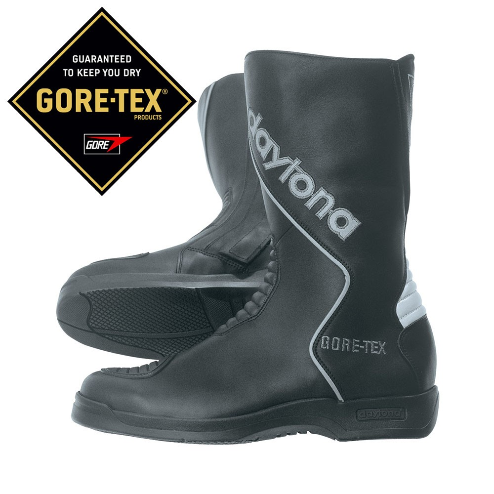 bottes moto touring gore tex daytona voyager gtx. Black Bedroom Furniture Sets. Home Design Ideas