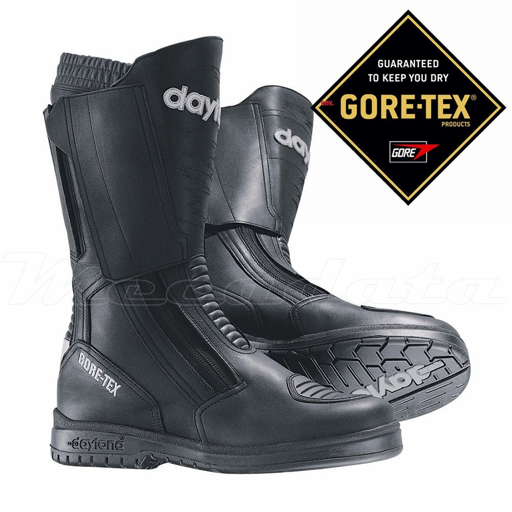 bottes moto touring gore tex daytona traveller gtx. Black Bedroom Furniture Sets. Home Design Ideas