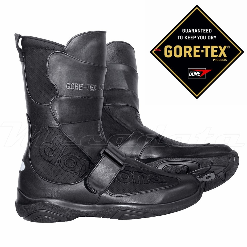 bottes moto sport et touring gore tex daytona burdit xcr. Black Bedroom Furniture Sets. Home Design Ideas