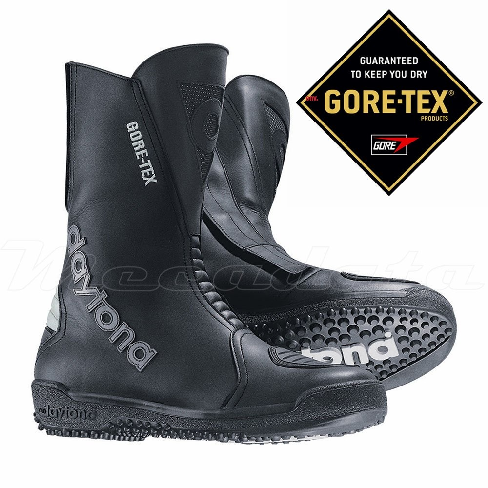 bottes moto touring gore tex daytona nonstop gtx. Black Bedroom Furniture Sets. Home Design Ideas