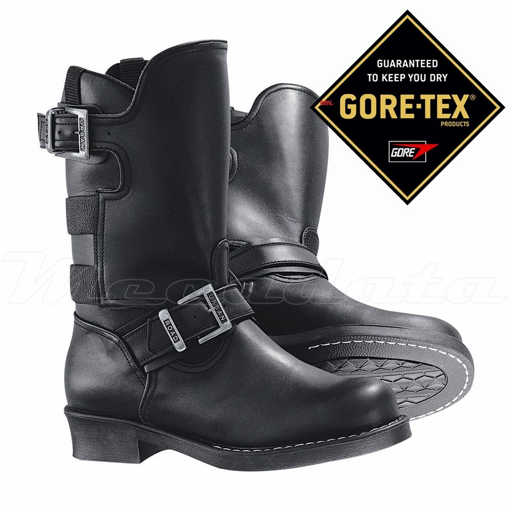 bottes moto gore tex. Black Bedroom Furniture Sets. Home Design Ideas