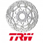 Disque de frein TRW ~ Le freinage parfait