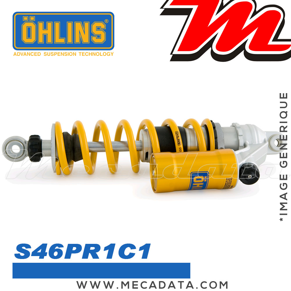 Amortisseur-Ohlins-HUSQVARNA-CR-240-1985-HA-2506-MK7-S46PR1C1