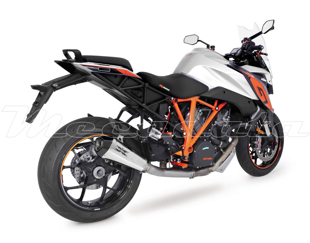 tube de suppression catalyseur remus ktm 1290 super duke gt 2017 ebay. Black Bedroom Furniture Sets. Home Design Ideas