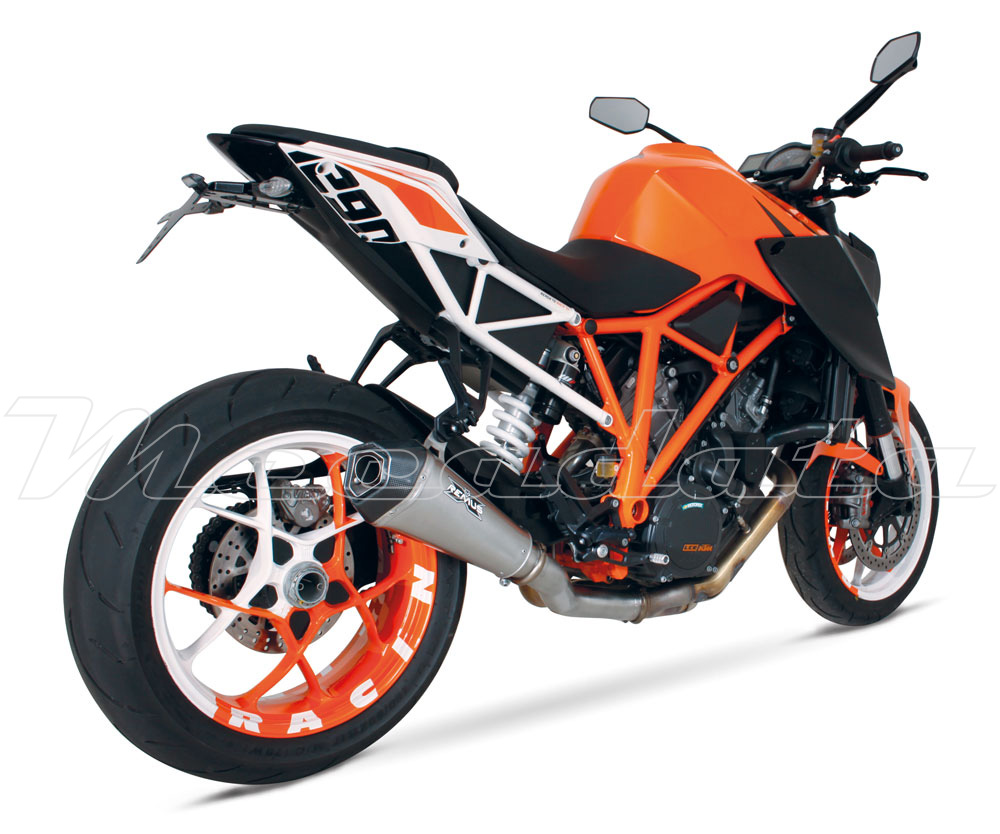 pot chappement remus interm diaire suppression catalyseur ktm 1290 super duke r 2014. Black Bedroom Furniture Sets. Home Design Ideas