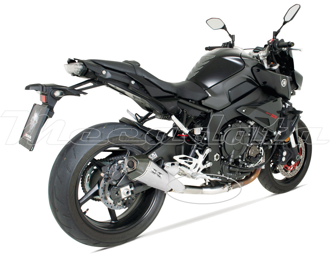 tube suppression catalyst remus yamaha mt 10 2017 ebay. Black Bedroom Furniture Sets. Home Design Ideas