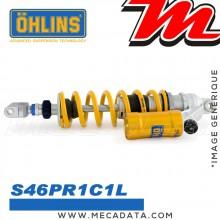 Amortisseur Ohlins ~ SUZUKI SV 650 S (2003-2009) ~ SU 606 (S46PR1C1L)