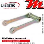 Kit Rabaissement ~ Yamaha TDM 900 ~ ( RN08/ 11/ 18 ) 2002-2013 ~ Wilbers - 35mm