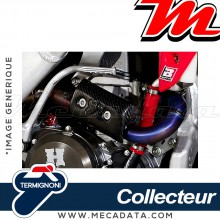 Collecteur Termignoni ~ HONDA CBR 250 R 2011-2013 ~ (H099COLLI) RACE