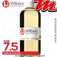 Huile de Fourche Wilbers SAE 7.5