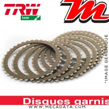 Disques d'embrayage garnis ~ Honda CB 250 Two Fifty 1993-2005 ~ TRW Lucas MCC 134-6