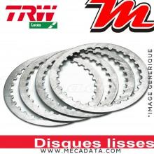 Disques d'embrayage lisses ~ KTM SX 380 1998-2002 ~ TRW Lucas MES 350-8