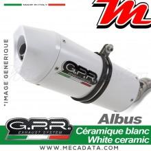 Silencieux Pot d'échappement ~ MV AGUSTA BRUTALE 750 S 2000 - 2006 ~ GPR ALBUS - Version RACING