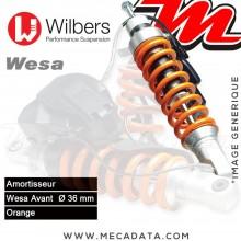 Amortisseur Wilbers WESA ~ BMW R 1200 RT [ESA II WP] (R 12 T) ~ Années 2010 - 2013 (Avant)