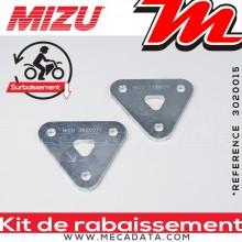 Kit Rabaissement ~ Aprilia Pegaso 650 Trail ~ ( VD ) 2005 - 2010 ~ Mizu - 30 mm
