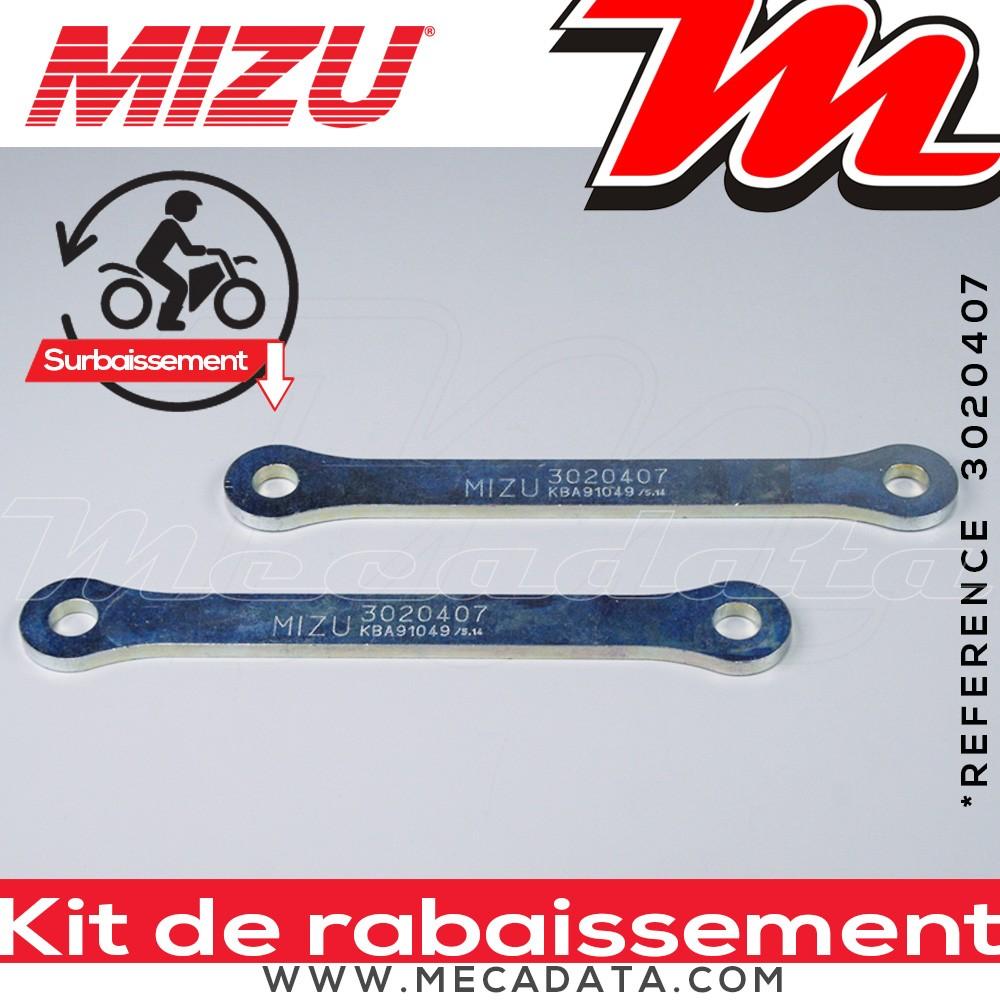 Kit Rabaissement Suzuki GSX 750 F ( AK ) 1999 - 2002 Mizu - 30 mm