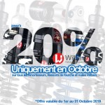 PROMOTION WILBERS ~ OCTOBRE 2019 ~ du 1 octobre au 31 octobre