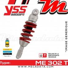 Amortisseur YSS ME302 T ~ Aprilia RS 125 Extrema/Replica (MPA00) ~ Annee 1996 - 1998