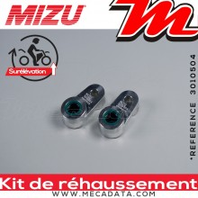 Kit de Rehaussement ~ APRILIA Pegaso 650 ~ (ML) 1997 - 2000 ~ Mizu + 25 mm