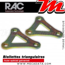 Kit Rabaissement ~ Ninja 650 ~ (EX650K(A2)/ EX650M(A2)) 2017 - 2020 ~ RAC Suspension - 25 mm