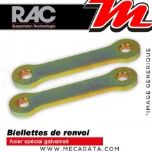 Kit Rabaissement ~ Aprilia ETV 1000 Caponord ~ (PS) 2001 - 2013 ~ RAC Suspension - 40 mm