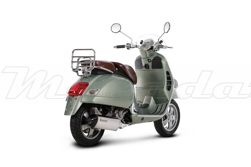 echappement akrapovic vespa gts 300 08 13 sve3so2hrss. Black Bedroom Furniture Sets. Home Design Ideas