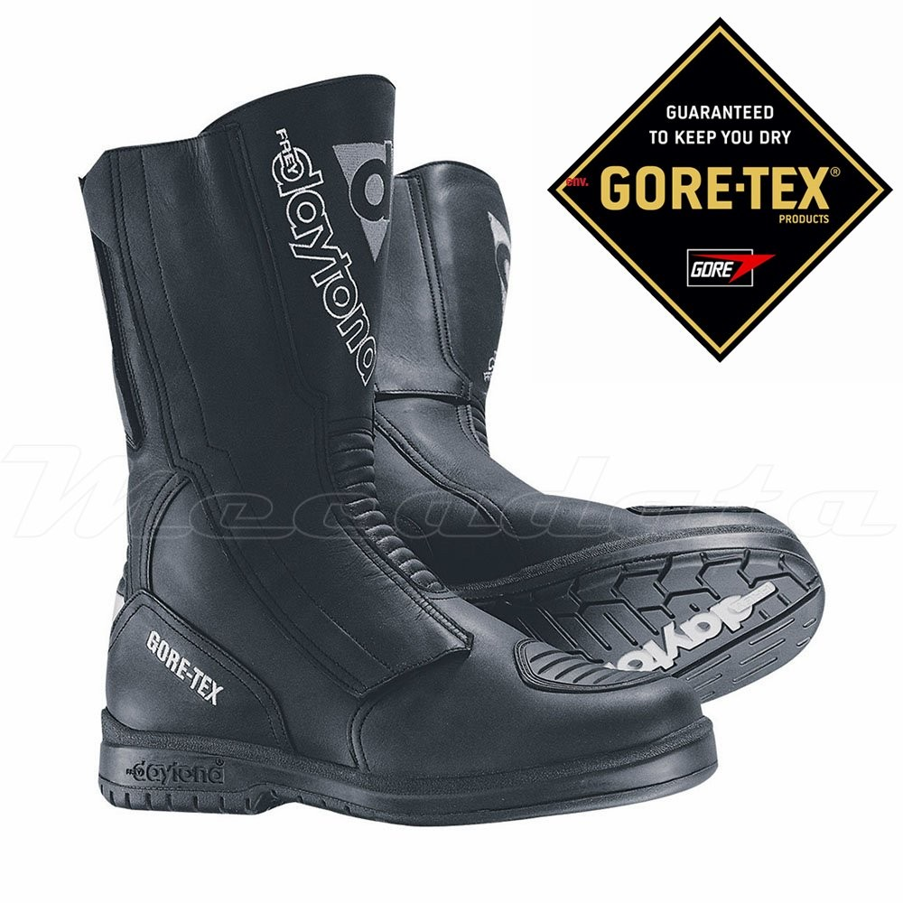 bottes moto touring gore tex daytona travel star gtx. Black Bedroom Furniture Sets. Home Design Ideas