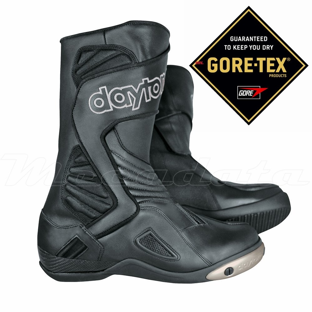bottes moto racing gore tex avec coque rigide daytona evo voltex gtx. Black Bedroom Furniture Sets. Home Design Ideas