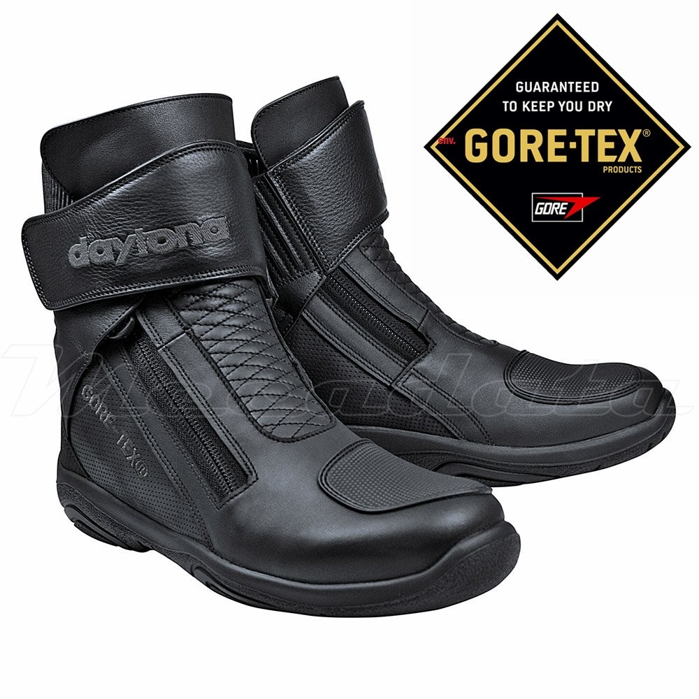 bottines moto gore tex daytona arrow sport gtx. Black Bedroom Furniture Sets. Home Design Ideas