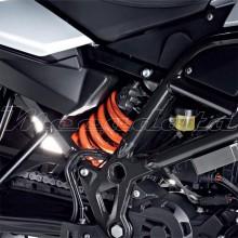 Amortisseur Arrière Wilbers Wesa BMW F 800 GT équipé de ESA E 8 GST Annee 13+