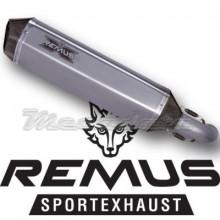 Echappement Remus Hexacone Inox Ducati 1100 Monster 10+