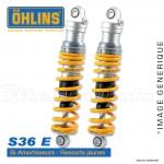 Amortisseurs Ohlins S36E ~ La paire
