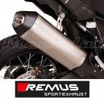 Echappement Remus ~ Honda Africa Twin 2016