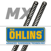 Ohlins MX - Tout Terrain