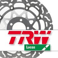 Disques de frein moto TRW Lucas