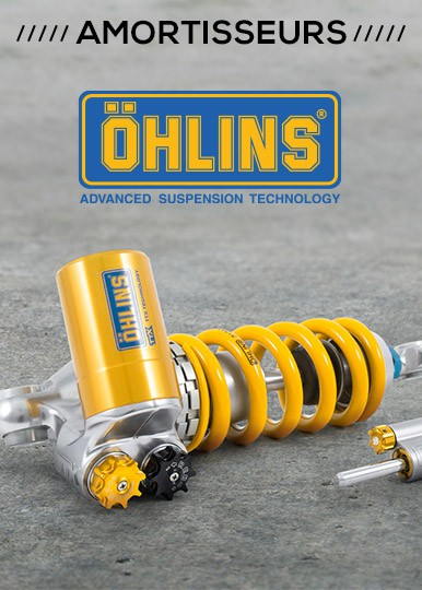 Amortisseurs Ohlins