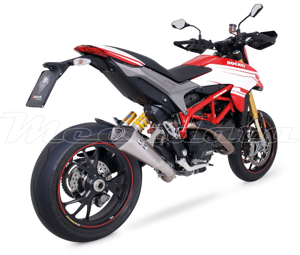 silencieux pot d 39 chappement ducati hypermotard 939 sp 2016 2017 remus hypercone. Black Bedroom Furniture Sets. Home Design Ideas
