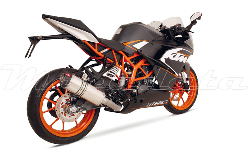 silencieux pot chappement remus rsc ktm 125 duke 11 125 rc 14 200 duke 12 et 200 rc 14. Black Bedroom Furniture Sets. Home Design Ideas