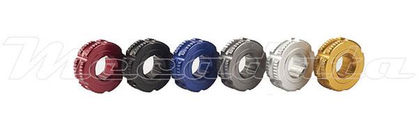 TRW leviers de frein et d'embrayage couleur selecteur