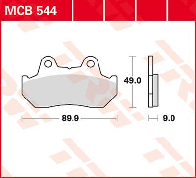 plaquettes de frein avant honda cx 500 e pc06 1982. Black Bedroom Furniture Sets. Home Design Ideas